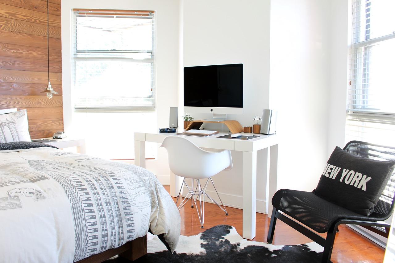 La stanza di una Cam Girl