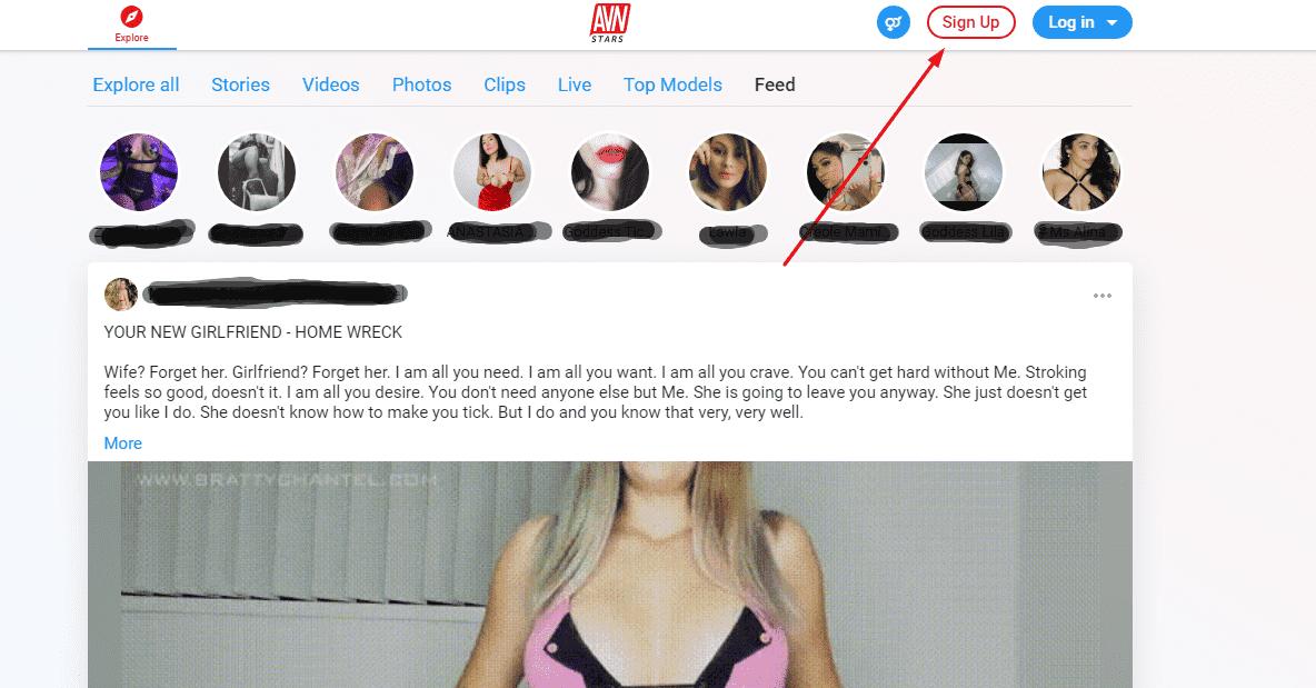 Come guadagnare con AVN Stars