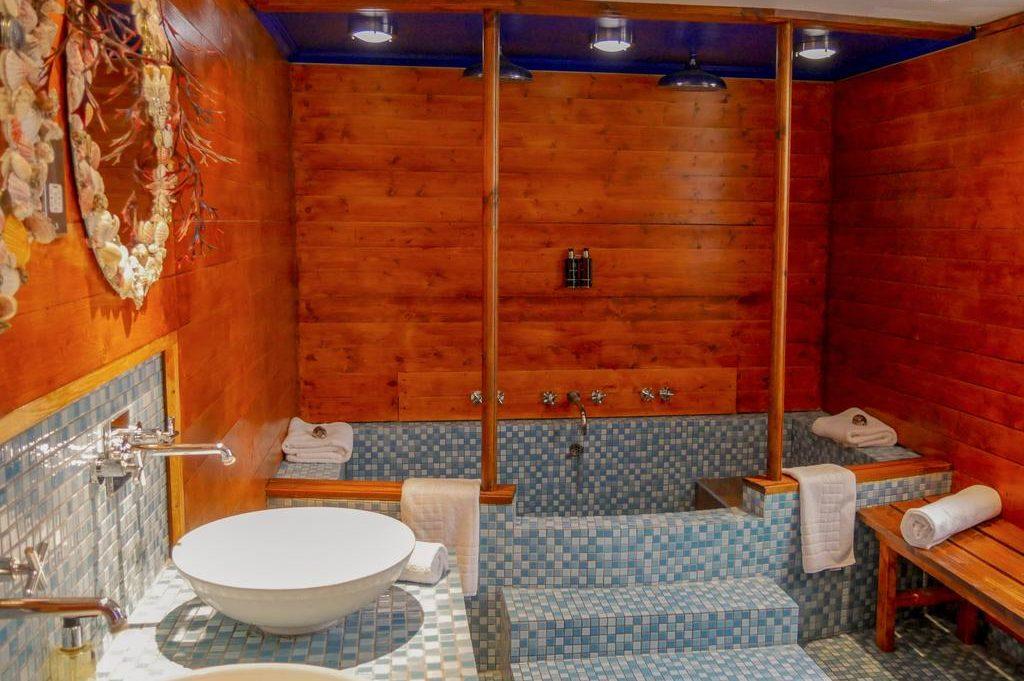 Hotel Pelirocco bagno